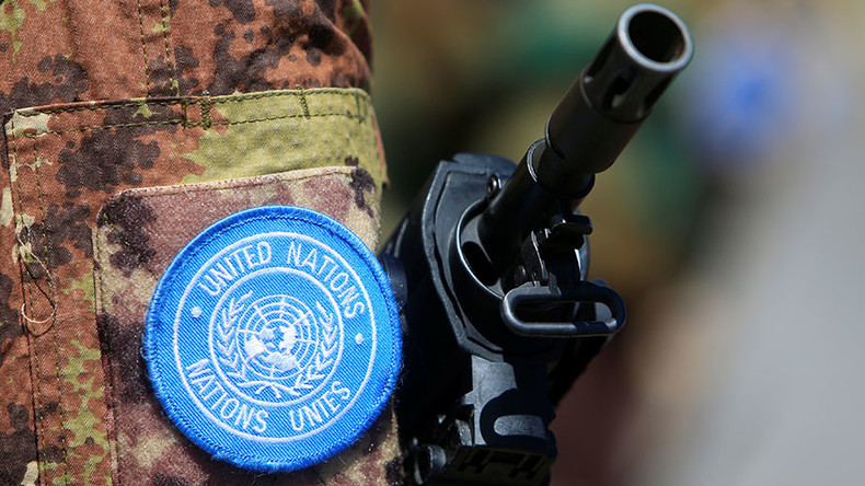 Russia drafts UN Security Council resolution to send peacekeepers to Ukraine