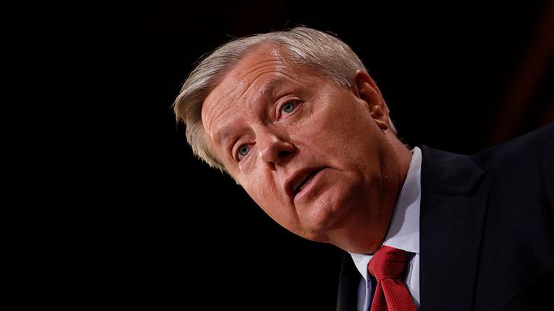 'Agreeing with Putin': Sen. Lindsey Graham opposes North Korea sanctions