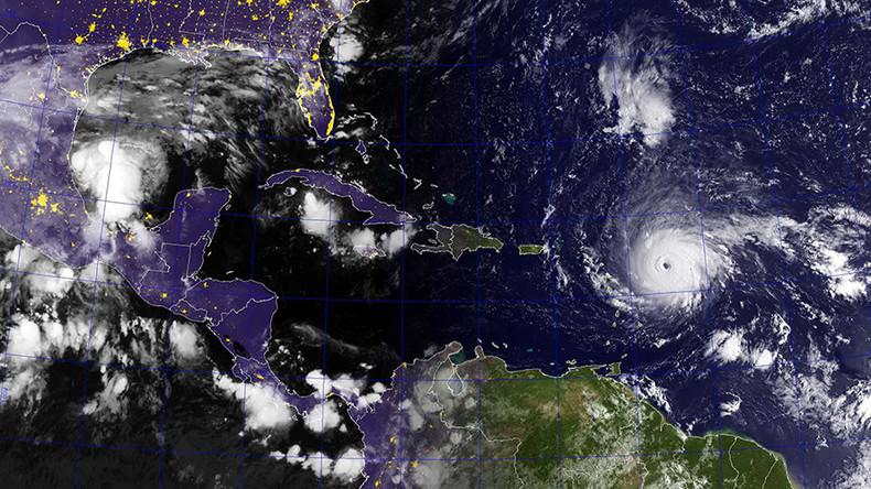Category 5 Hurricane Irma casts menacing eye toward Florida (VIDEOS)