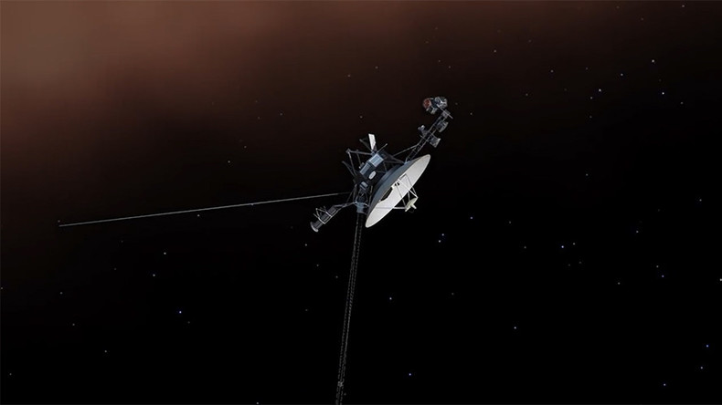 'You are not alone': NASA celebrates 40 years of Voyager 1 spacecraft with interstellar message