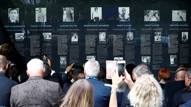 Memorial to Israelis killed at 1972 Olympics opens in Germany