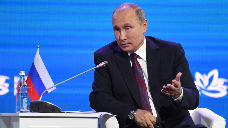 Weapons of mass destruction will not be used on Korean peninsula - Putin