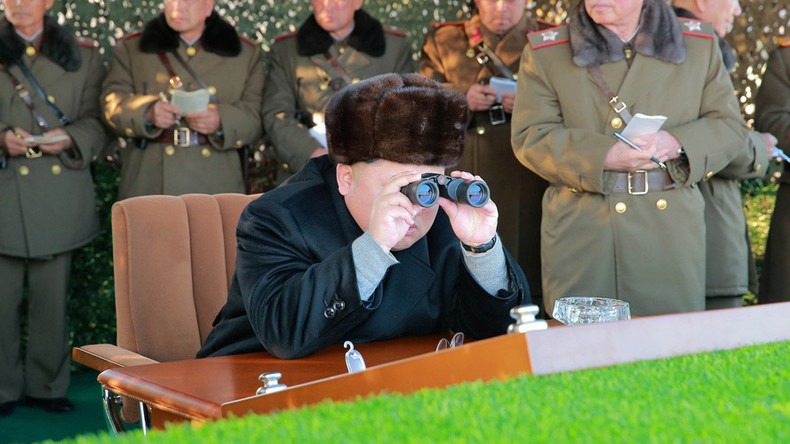 'US conducts 'decapitation drills' with Seoul, wonders why Kim Jong-un paranoid'