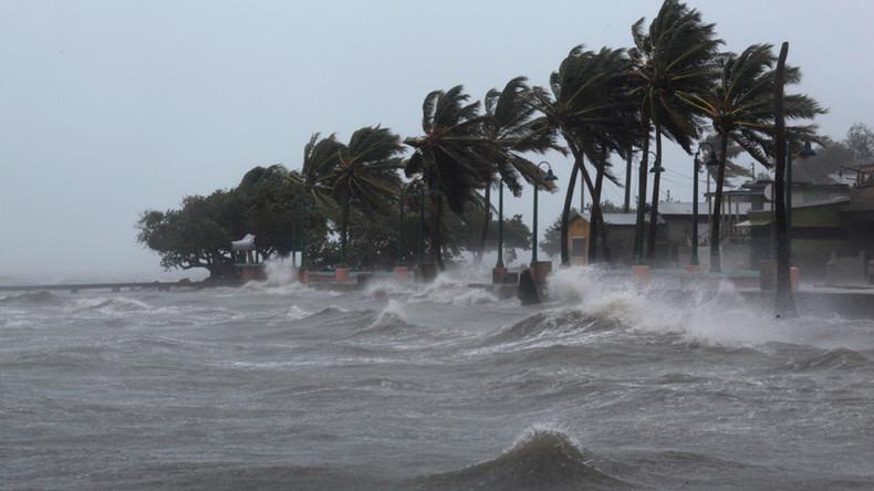 Paradise lost: Hurricane Irma devastates luxury islands (VIDEOS, PHOTOS)