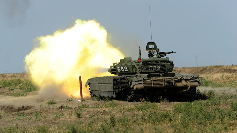 1 serviceman killed, 5 injured as tank shell ricochets & explodes during drills in Russia