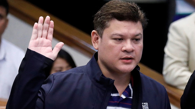 Duterte's son Paolo denies involvement in $125mn triad-linked drug shipment