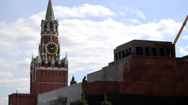 Lenin remains on Red Square: Bill ordering Bolshevik leader's burial rejected by govt