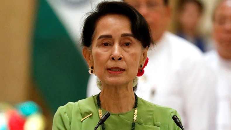 400k+ sign pro-Rohingya petition to strip Suu Kyi of Nobel Prize