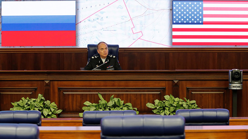 'US and Russia jointly solving just one problem could stop ruinous path they are on'
