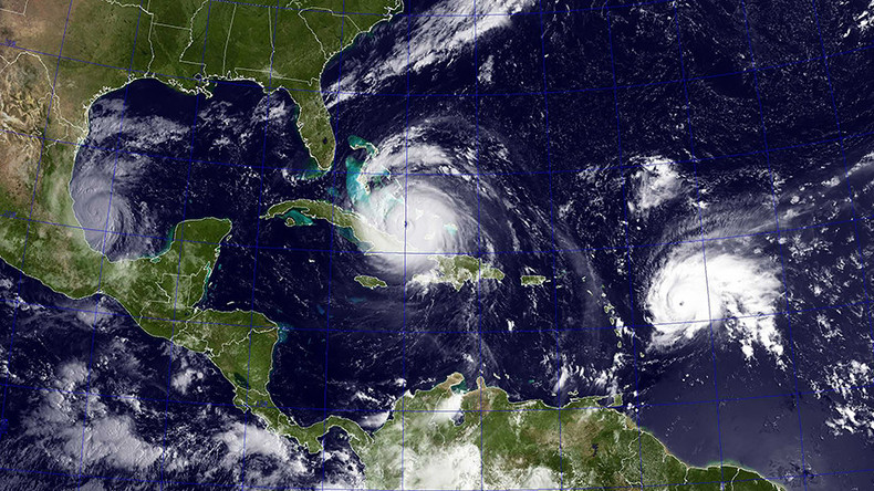 Hurricane Jose threatens further destruction in Caribbean (IMAGES)
