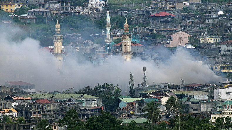 Philippine military says ISIS luring in recruits with 'bundles of money'