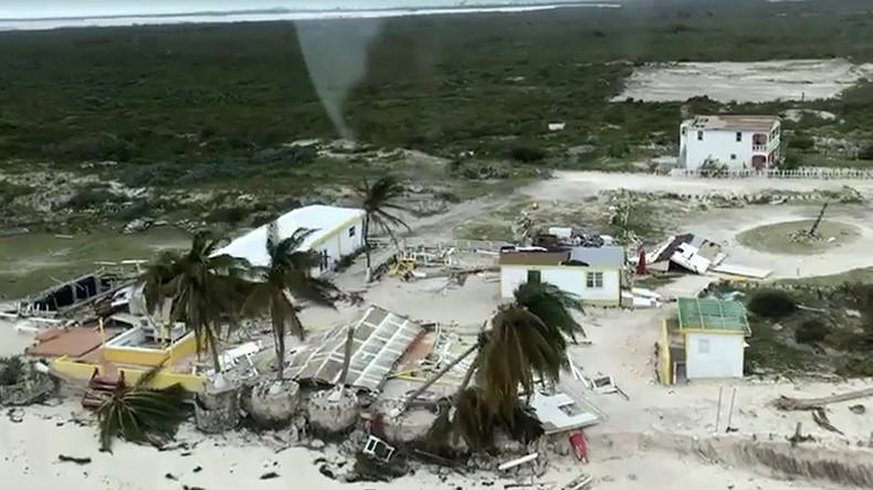 UK police deployed to British Virgin Islands to help in Hurricane Irma response
