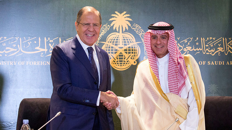 Russia & Saudi Arabia say de-escalation zones in Syria an important step forward – Lavrov