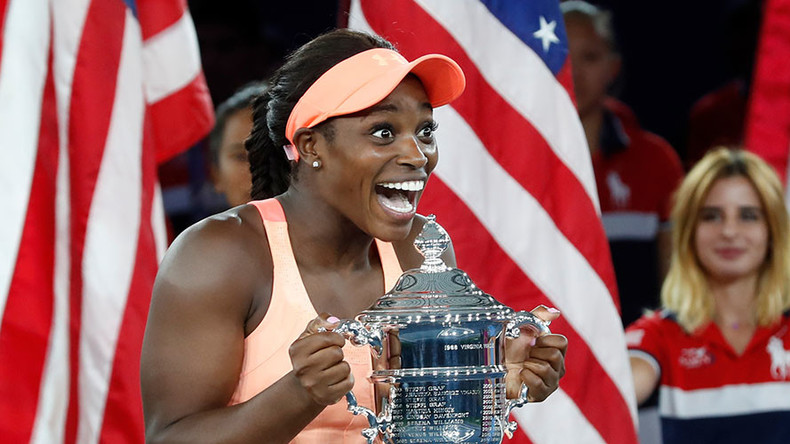 Champion Stephens & returning Sharapova soar up world rankings following US Open