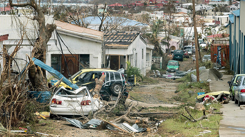 'Fighting for food': Evacuations and looting on Saint Martin following Irma devastation