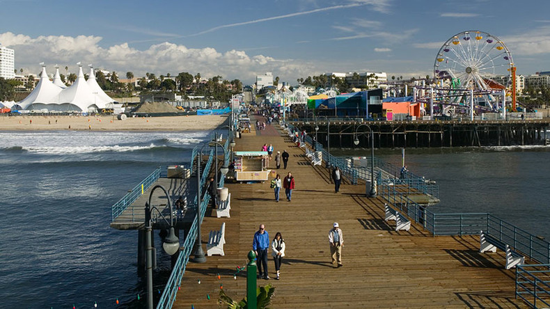 Bomb threat prompts evacuation of Santa Monica Pier