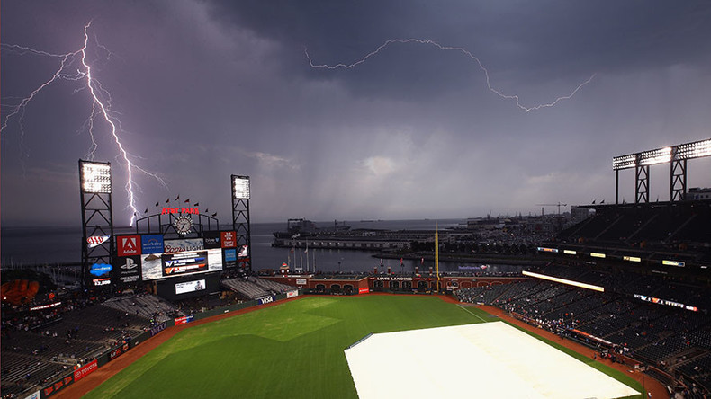 Power surge: 800 lightning bolts strike San Francisco in 1 day  (PHOTOS, VIDEOS)