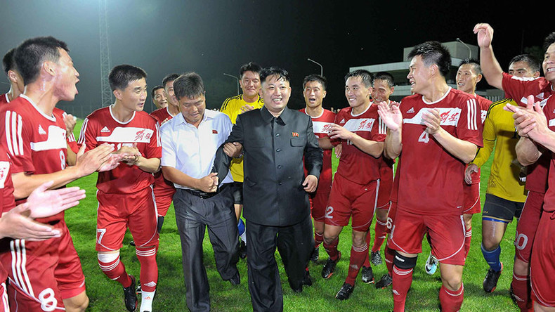 Red Devil in disguise: Kim Jong-un is Man United fan, wants N. Korean players in England