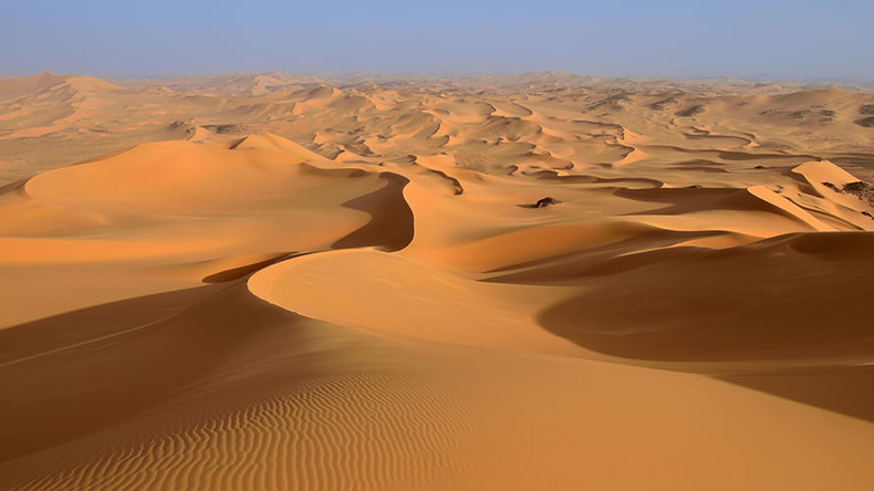 Human-induced disaster? 'If Sahara had vegetation there would be fewer hurricanes'