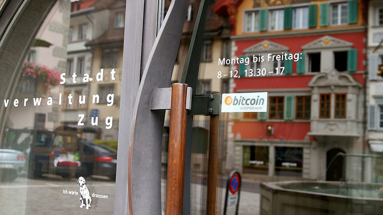 Swiss town to accept tax payments in bitcoin