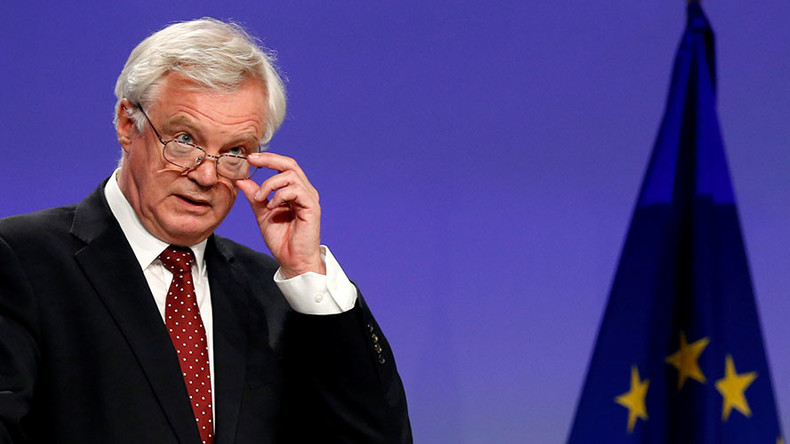 Brexit secretary calls for 'special' EU defence partnership – or is it a ransom note?