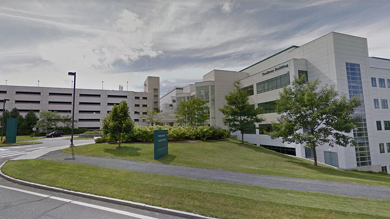 Suspected shooter at New Hampshire's largest hospital arrested – police