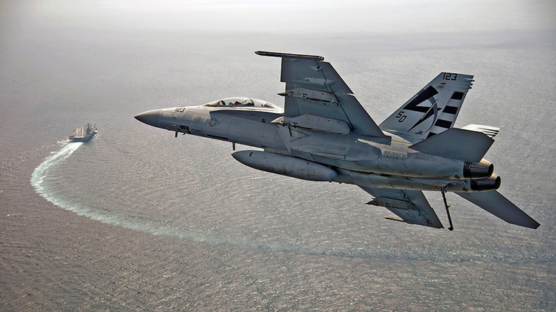 US greenlights $5.2bn sale of Super Hornet jets to Canada amid Boeing trade row with Bombardier