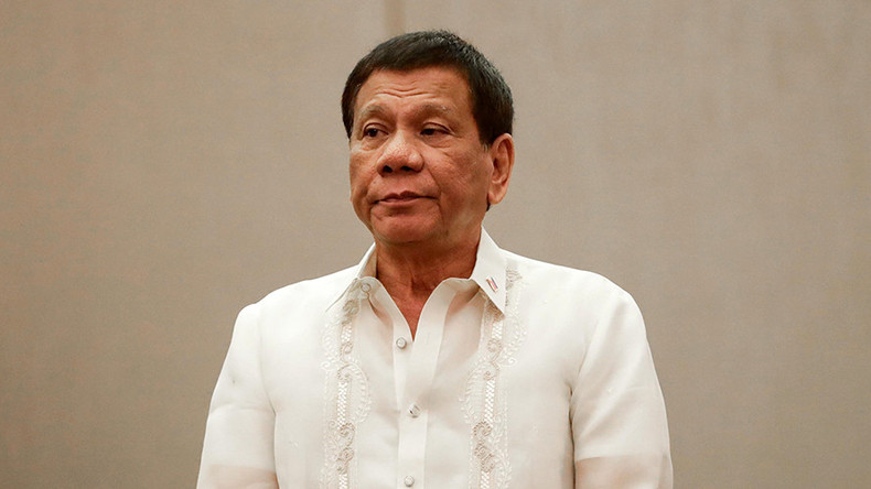 'Won't give you the pleasure': Duterte refuses to disclose bank account at opposition's request