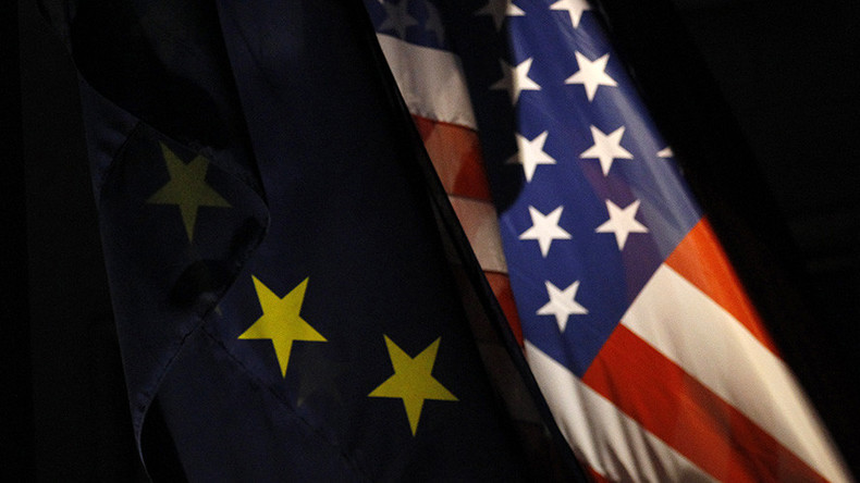 United States junked by Juncker as preferred EU trading partner