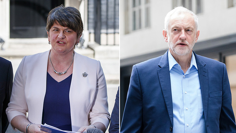 Tories' £1bn not enough to stop DUP backing Labour on health service pay