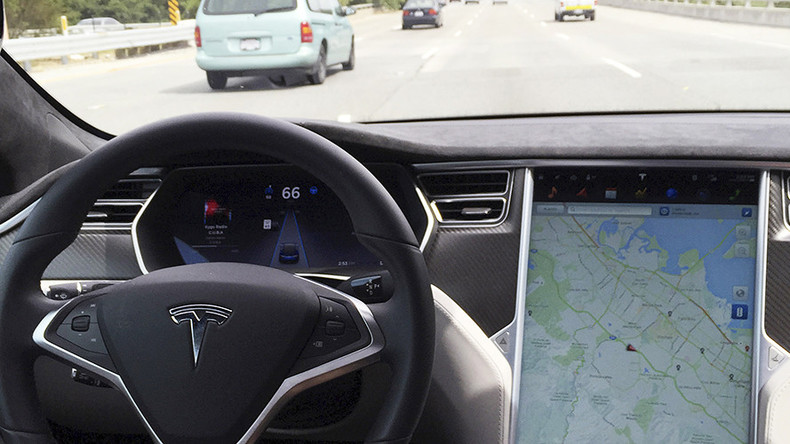 Tesla implicated in first death from self-driving car crash – report