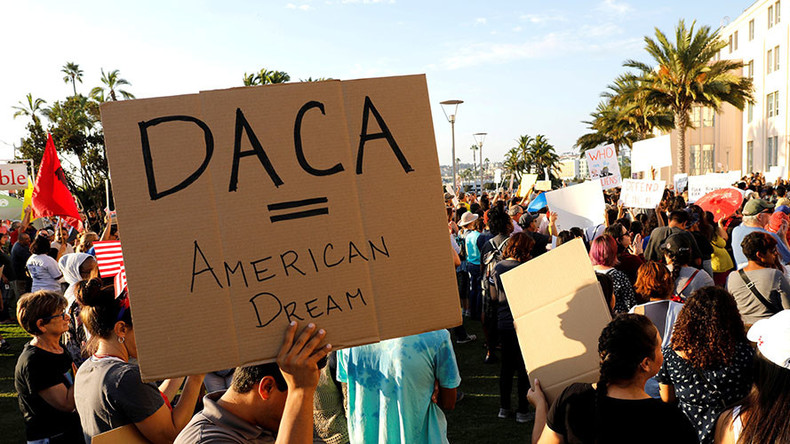 Off the wall: Trump denies agreeing to DACA deal, despite Democrats' claim