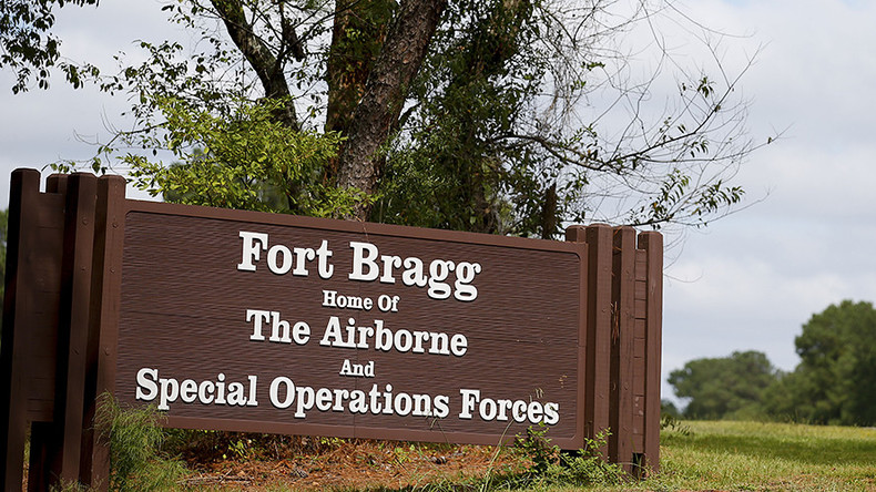 Fort Bragg explosion injures 15 special ops troops