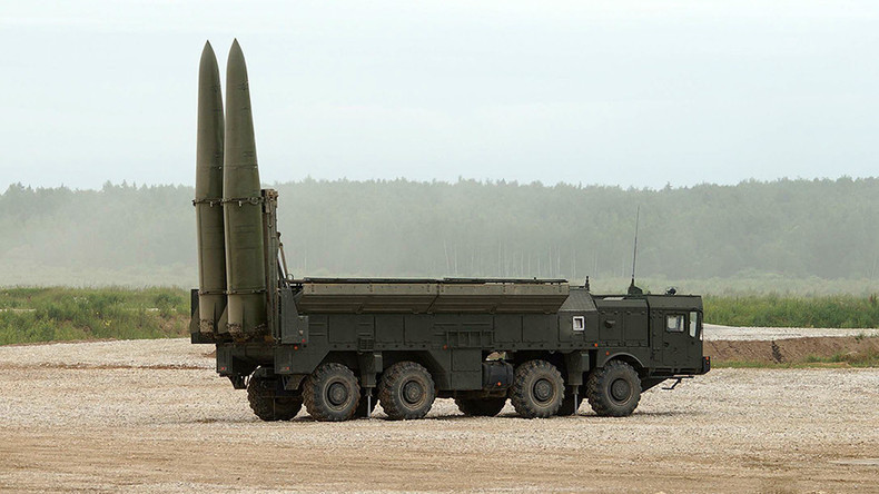 At least 7 missiles developed for Russia's Iskander-M tactical ballistic complex – chief designer