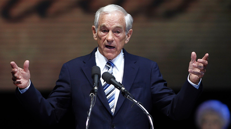Anti-war argument 'winning' despite setback in Congress - Ron Paul to RT