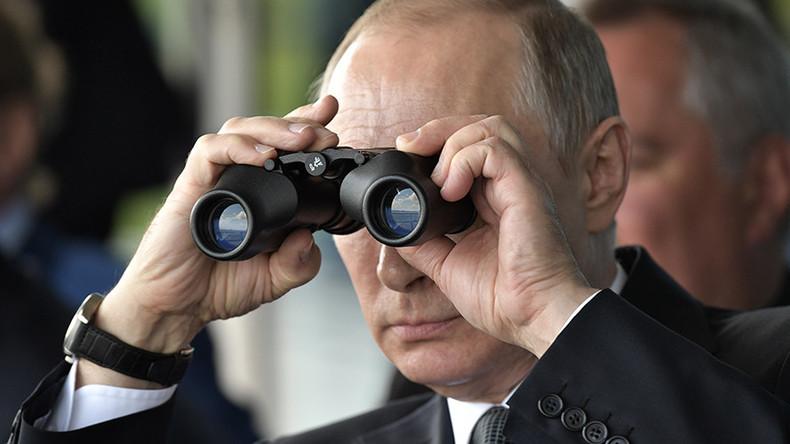 Putin to attend Zapad 2017 drills – Kremlin