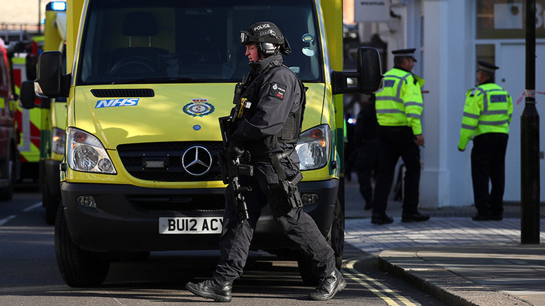 London Parsons Green IED 'similar to Boston Marathon bomb,' only partially detonated