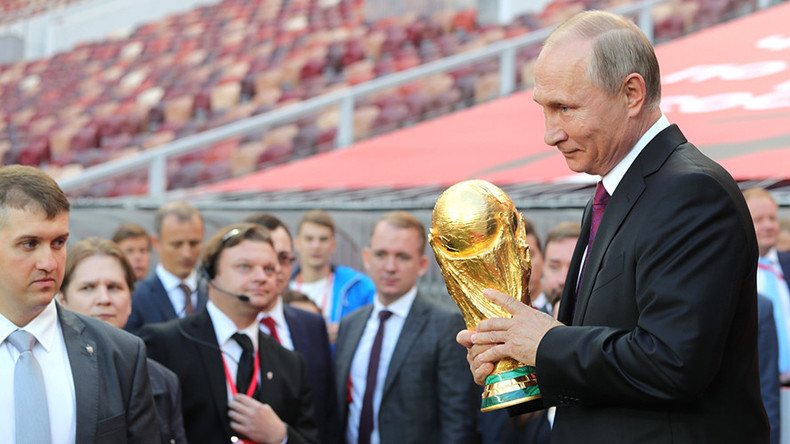 FIFA approve Russia 2018 World Cup final draw procedure in Moscow