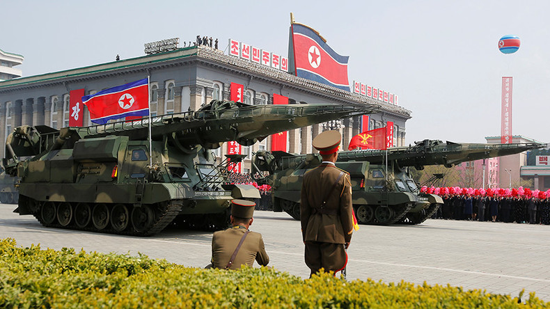 Most Americans back military response to North Korea, poll shows