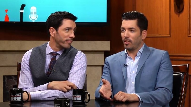 Drew and Jonathan Scott on 'Property Brothers' & family