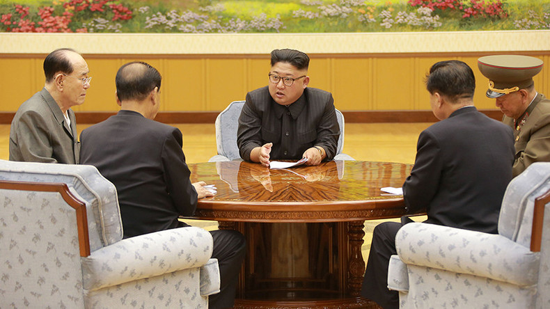 North Korea seeks to establish 'equilibrium of force' with US – Kim Jong-un