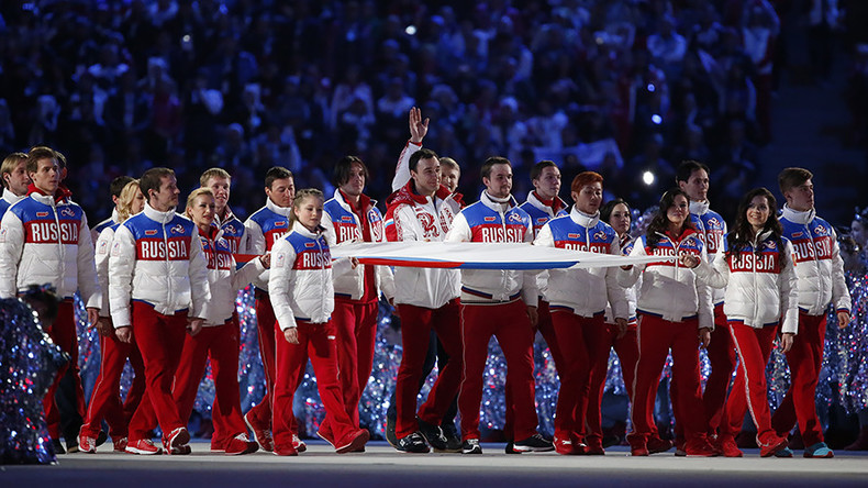 New Cold War wind blowing for Russian Olympic team