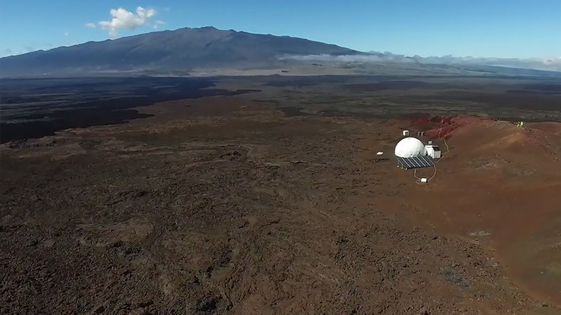 Mars simulators set for 'return to Earth' after 8 months in isolation