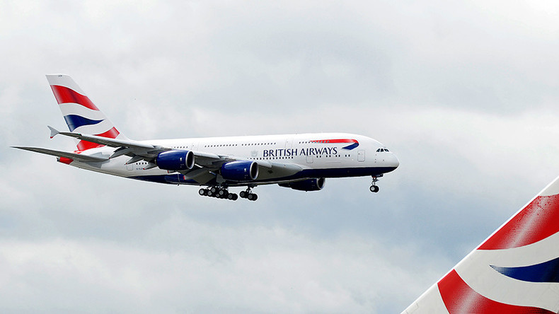 British Airways plane evacuated at Paris CDG 'for security reason' – airport (VIDEO, PHOTO)