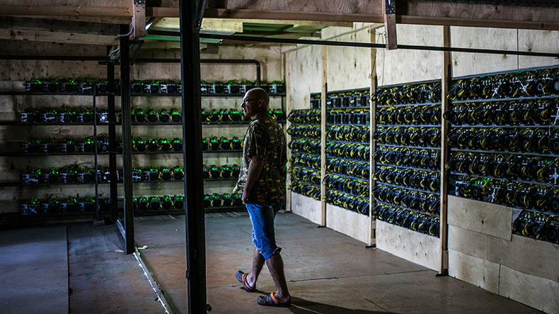 'Drugs & arms trafficking not as profitable': Bitcoin miners tell RT why they bet on crypto profits