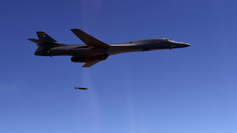 US B-1B supersonic bombers conduct joint drill with S. Korea 'as warning to Pyongyang' – media
