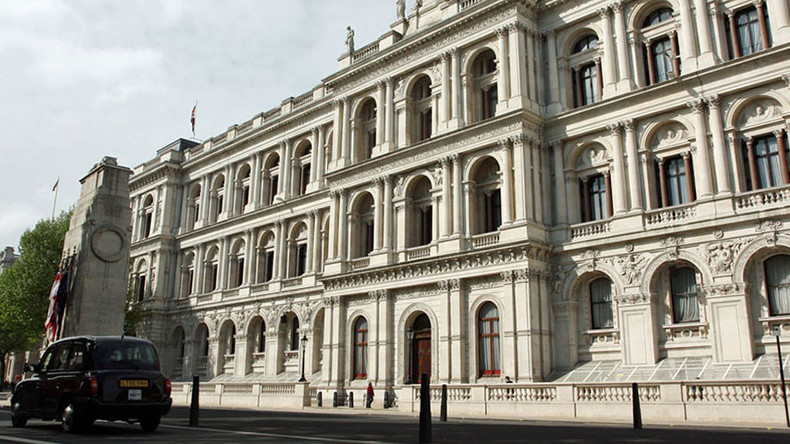 British diplomats work in a monument to Empire: Is it time the Foreign Office faced reality?