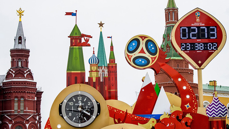 Almost 1mn applications already submitted for FIFA 2018 World Cup Russia tickets - FIFA