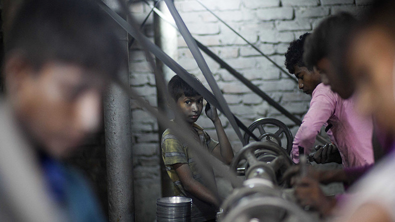 'Shames us all': 152mn children in forced labor, 40mn people in slavery – study