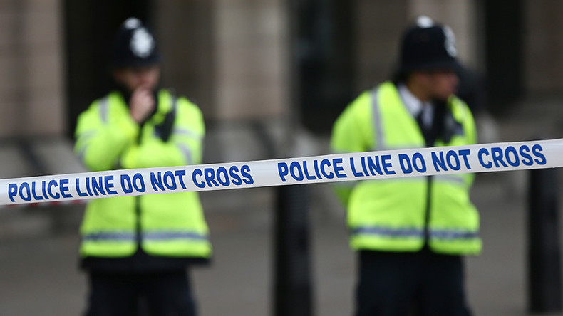 London market evacuated amid bomb scare, police tell shoppers to 'get out'